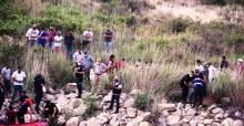 Baraj gölüne düşen gencin cansız bedenine ulaşıldı