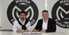 Manisa FK'da yeni Sportif Direktör Taner Savut oldu