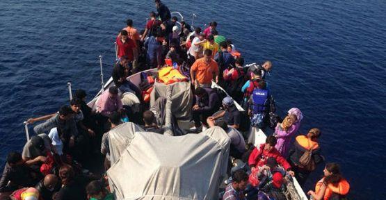Yine göçmen faciası: 2 ölü