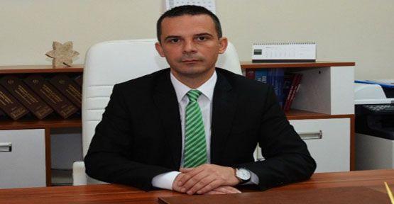 Yunusemre Belediyesi Başkan Yardımcılığına  Yılmazbaş Getirildi