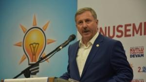 AK Parti Manisa M.vekili Selçuk Özdağ'ın Manisa İl Kongresi Konuşması